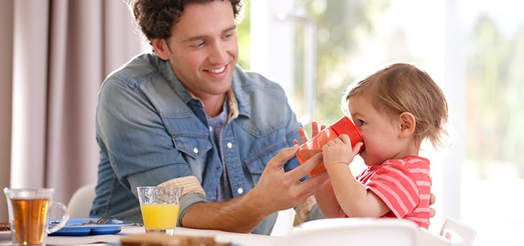 Philips AVENT - Different stages of weaning