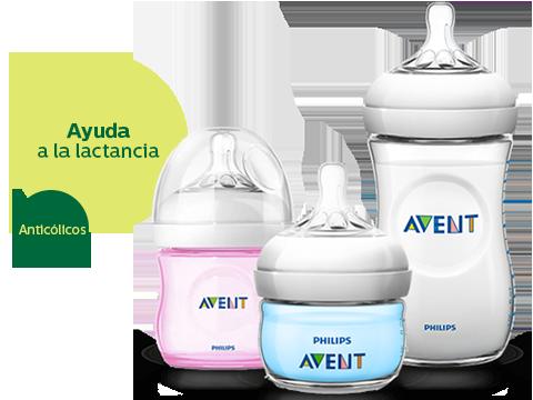 02fe767e09fe1 La mamadera Natural Philips Avent es anticólicos y ayuda a la lactancia